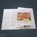 Info-Material Alphabetisierung und Grundbildung VHS Potsdam