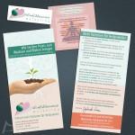 Flyer Marketing für Heilpraktiker CoAction Marketing