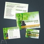Ausstattung Massagepraxis Energie Oase